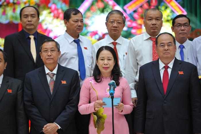 Bà Võ Thị Ánh Xuân - từ nữ Bí thư 7X đến Phó Chủ tịch nước - Ảnh 3.