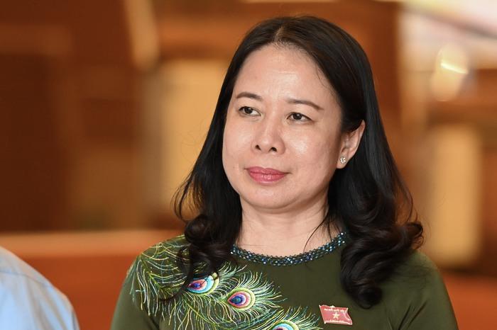 Bà Võ Thị Ánh Xuân - từ nữ Bí thư 7X đến Phó Chủ tịch nước - Ảnh 1.