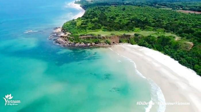 Mãn nhãn với những hình ảnh tuyệt đẹp của biển Việt Nam  - Ảnh 1.