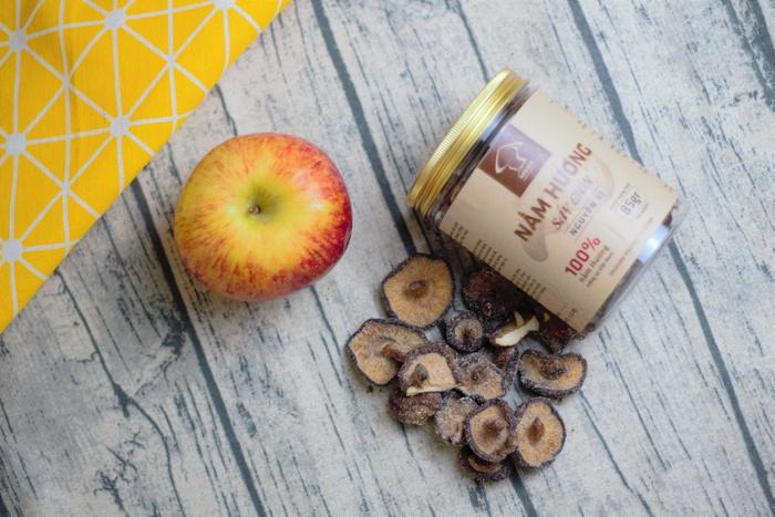Gây dựng thương hiệu snack nấm để bảo vệ môi trường - Ảnh 1.