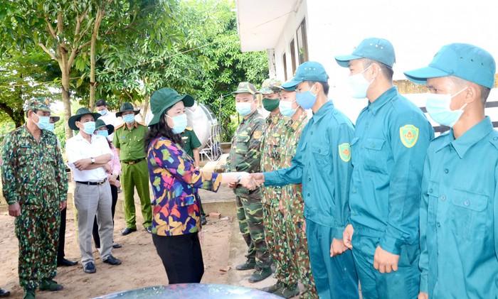 Bà Võ Thị Ánh Xuân - từ nữ Bí thư Tỉnh ủy 7X đến Phó Chủ tịch nước - Ảnh 8.