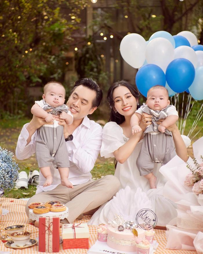 """Dương Khắc Linh - Sara Lưu: Hạnh phúc với """"mối tình chú - cháu"""" - Ảnh 1."""