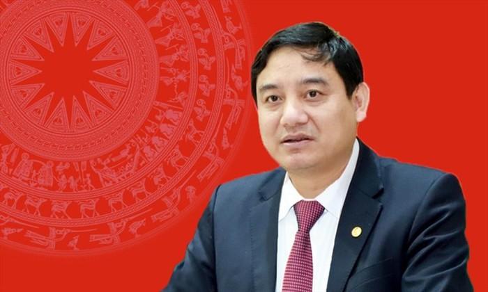 Bí thư Đắk Lắk Bùi Văn Cường được bầu làm Tổng Thư ký Quốc hội - Ảnh 3.