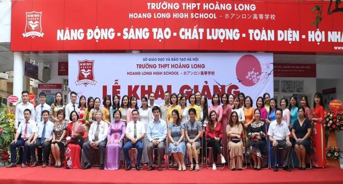 Tại sao nên chọn trường THPT Hoàng Long – Hà Nội Tokyo? - Ảnh 1.