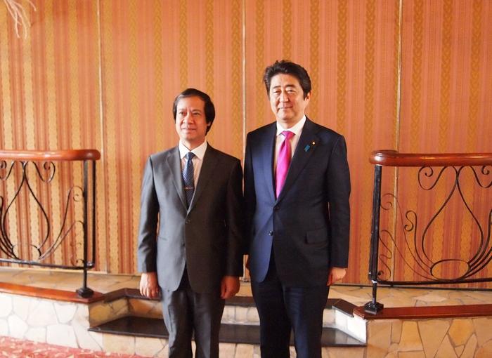 Dấu ấn nhà giáo Nguyễn Kim Sơn - tân Bộ trưởng Bộ GD&ĐT - Ảnh 4.
