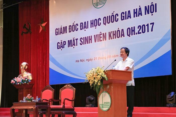 """Tân Bộ trưởng Giáo dục & Đào tạo Nguyễn Kim Sơn: """"Nhà khoa học tâm huyết, nhà giáo truyền cảm hứng cho học trò"""" - Ảnh 6."""