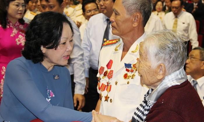 Dấu ấn bà Trương Thị Mai – Tân Trưởng ban Tổ chức Trung ương - Ảnh 4.