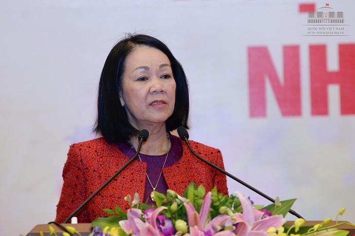 Dấu ấn bà Trương Thị Mai – Tân Trưởng ban Tổ chức Trung ương - Ảnh 1.