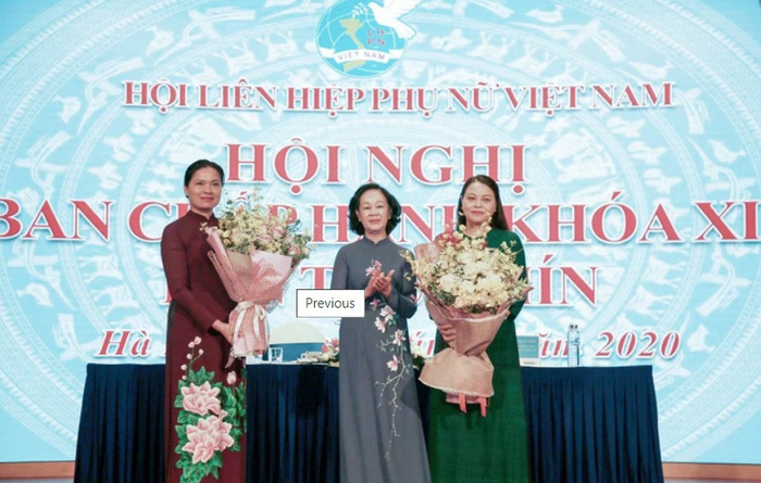 Dấu ấn bà Trương Thị Mai – Tân Trưởng ban Tổ chức Trung ương - Ảnh 6.