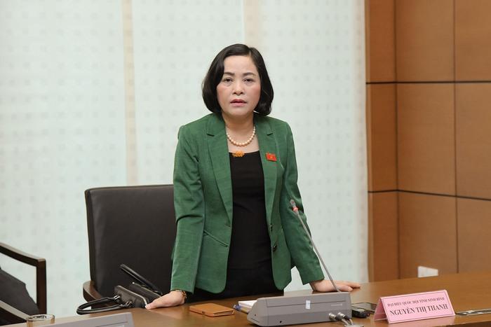 Quốc hội hoàn thành đợt kiện toàn nhân sự, có 3 nữ nhân sự chủ chốt - Ảnh 3.