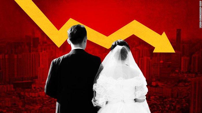 Giới trẻ Trung Quốc 'ngao ngán' kết hôn vì vấn đề tài chính - Ảnh 3.