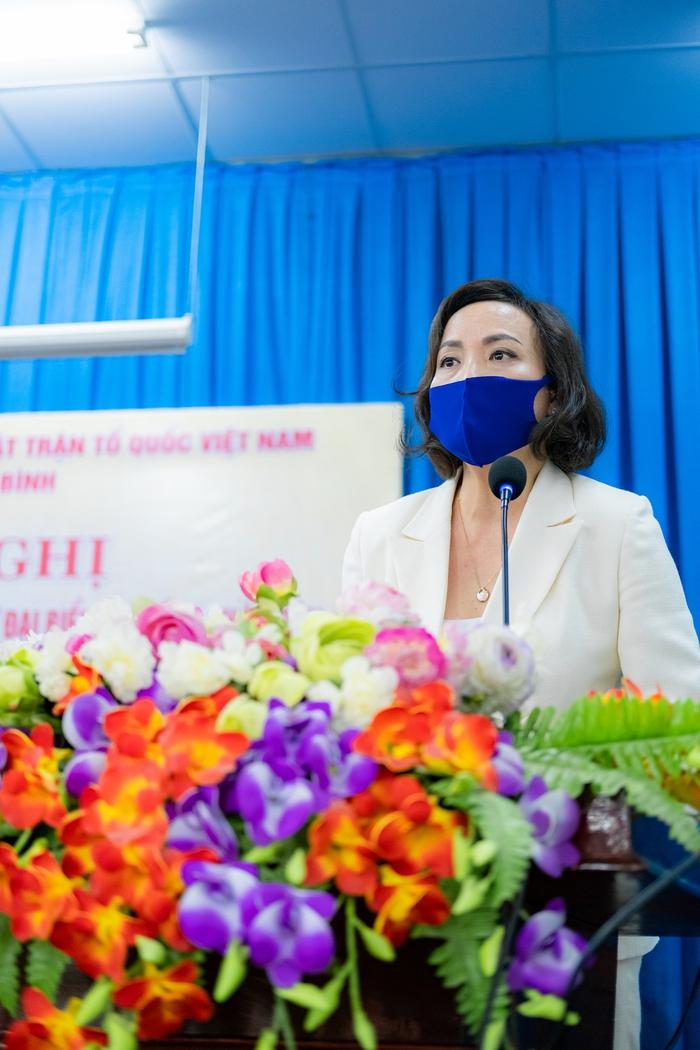 Bà Tiêu Yến Trinh ứng cử Đại biểu HĐND khóa X  - Ảnh 2.