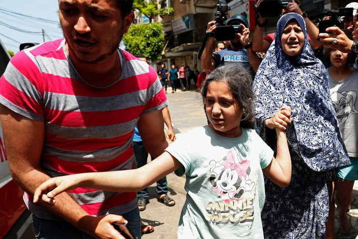 Hơn 70 phụ nữ và trẻ em tại Gaza bị thiệt mạng vì không kích - Ảnh 5.