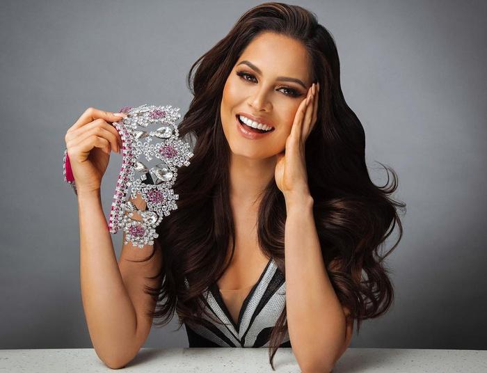 Andrea Meza: Từ Á hậu Thế giới đến Hoa hậu Hoàn vũ - Ảnh 4.