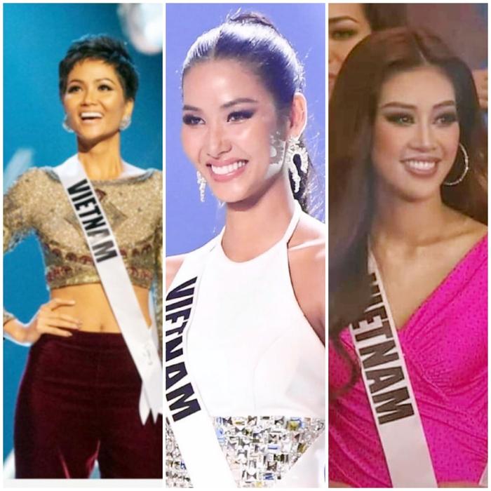 Chung kết Hoa hậu Hoàn vũ, Khánh Vân vào Top 21 - Ảnh 3.