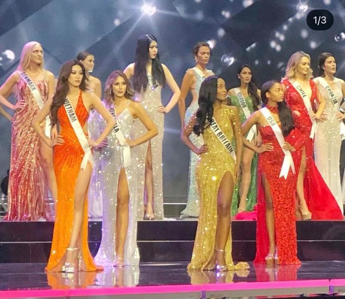 """Khánh Vân tiết lộ """"thèm đồ ăn châu Á"""" sau đêm chung kết Miss Universe - Ảnh 2."""