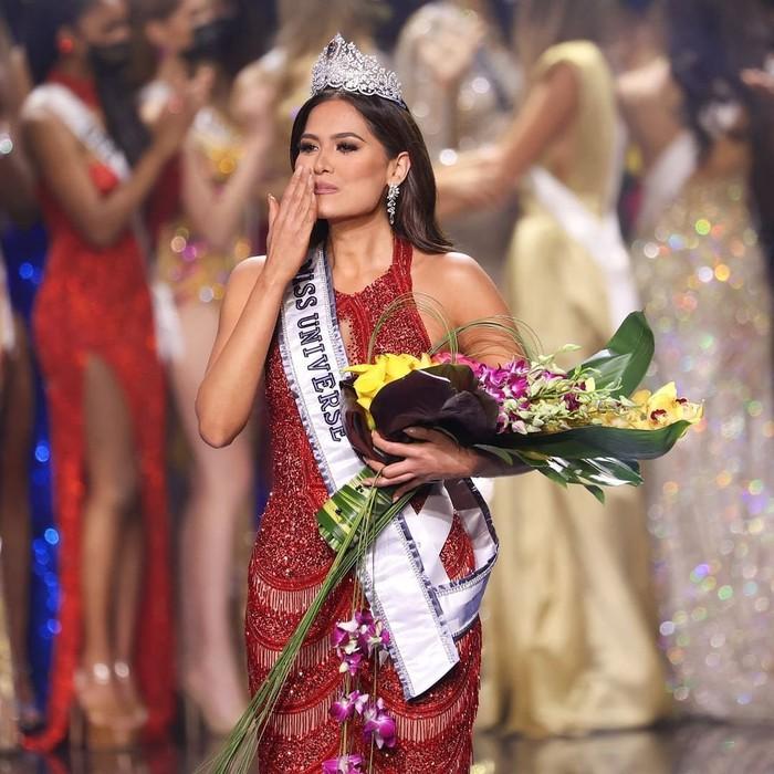 Andrea Meza: Từ Á hậu Thế giới đến Hoa hậu Hoàn vũ - Ảnh 8.