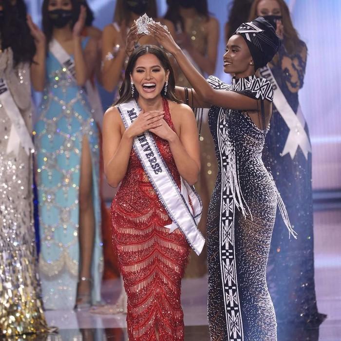 Andrea Meza: Từ Á hậu Thế giới đến Hoa hậu Hoàn vũ - Ảnh 7.