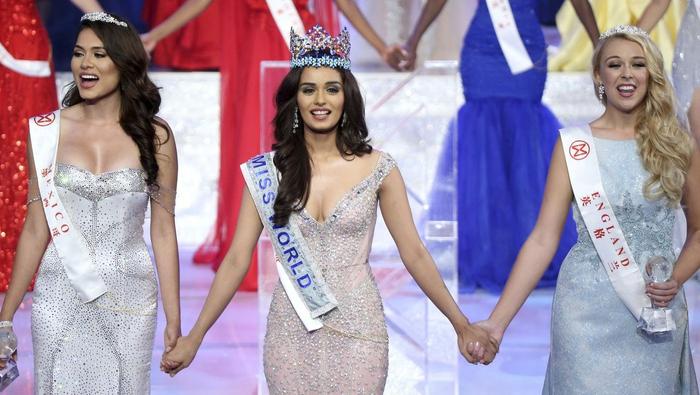 Andrea Meza: Từ Á hậu Thế giới đến Hoa hậu Hoàn vũ - Ảnh 3.