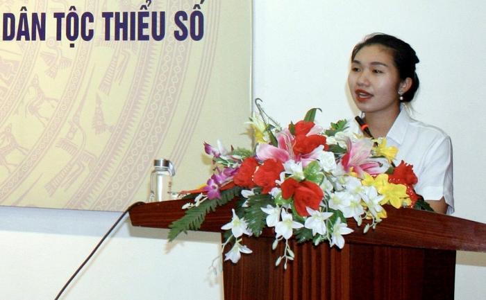 2 nữ ứng viên ĐBQH khóa XV trẻ nhất: Mong muốn góp tiếng nói về bình đẳng giới, bạo lực gia đình - Ảnh 1.