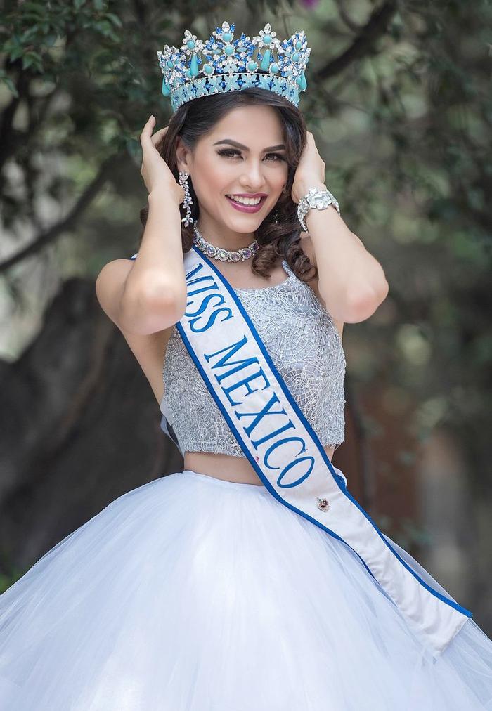 Andrea Meza: Từ Á hậu Thế giới đến Hoa hậu Hoàn vũ - Ảnh 2.