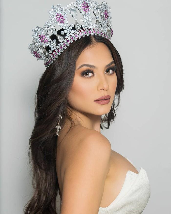 Người đẹp Mexico đăng quang Hoa hậu Hoàn vũ, Khánh Vân vào Top 21 - Ảnh 5.
