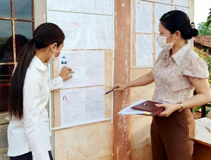 Tỷ lệ nữ ứng cử viên đại biểu Quốc hội khóa XV tăng lên 45,38% - Ảnh 1.