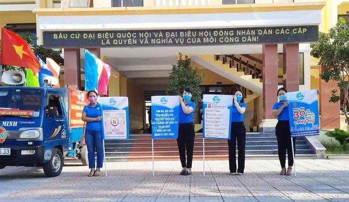 Phụ nữ Quảng Nam háo hức trước ngày bầu cử - Ảnh 3.