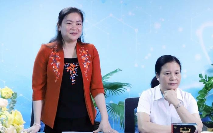TƯ Hội LHPN Việt Nam tập huấn trực tuyến cho tác giả dự thi Phụ nữ khởi nghiệp năm 2021