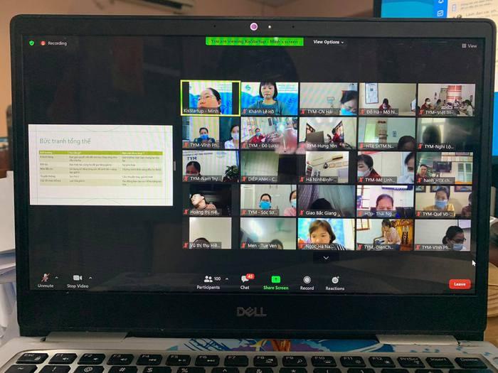 Đang diễn ra: Khóa tập huấn trực tuyến cho Phụ nữ khởi nghiệp tại 17 tỉnh, thành  - Ảnh 2.