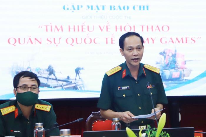 Nữ quân nhân Việt Nam chiếm 10% quân số tham gia đấu trường quân sự quốc tế Army Games 2020  - Ảnh 1.
