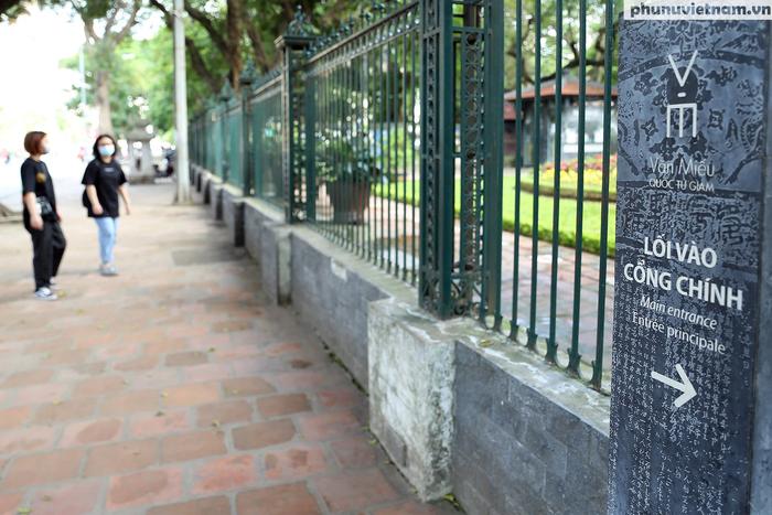 Các di tích nổi tiếng ở Hà Nội đồng loạt đóng cửa để phòng chống Covid-19 - Ảnh 3.