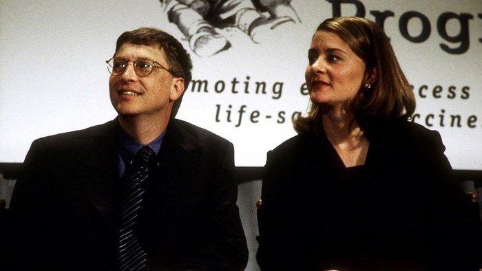 Nhìn lại hành trình 27 năm bên nhau của vợ chồng tỷ phú Bill Gates - Ảnh 1.
