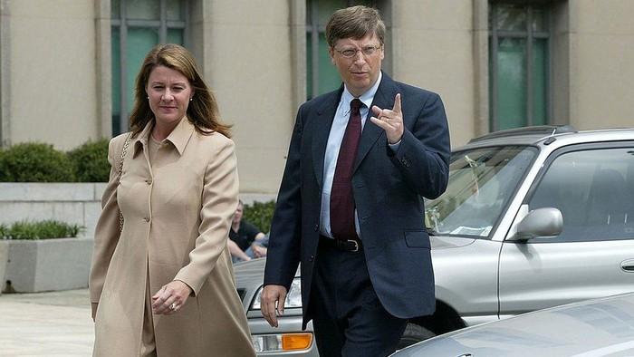 Nhìn lại hành trình 27 năm bên nhau của vợ chồng tỷ phú Bill Gates - Ảnh 3.