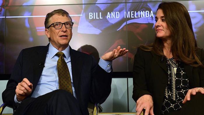 Nhìn lại hành trình 27 năm bên nhau của vợ chồng tỷ phú Bill Gates - Ảnh 4.