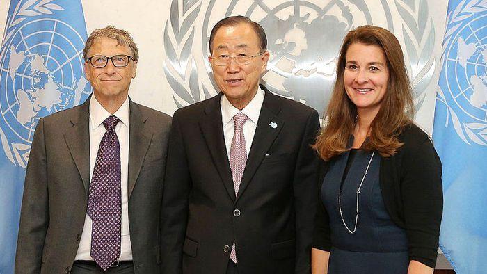 Nhìn lại hành trình 27 năm bên nhau của vợ chồng tỷ phú Bill Gates - Ảnh 6.