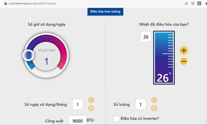 Cách tự tính số điện tiêu thụ hàng tháng, tiết kiệm chi tiêu trong mùa nóng - Ảnh 3.