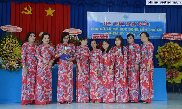Tiền Giang: Phụ nữ xã Mỹ Đức Đông tập trung phát triển kinh tế - Ảnh 2.