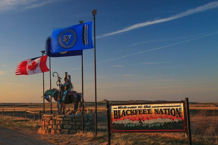 Hoa Kỳ: 98% dân số của bộ tộc Blackfeet đã được tiêm vaccine ngừa Covid-19 - Ảnh 1.
