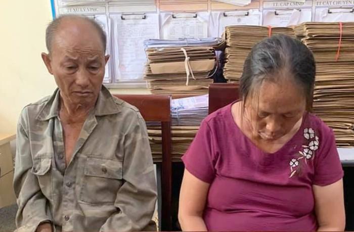 Nghệ An: Vây bắt cặp vợ chồng mua heroin về bán lẻ cho các con nghiện - Ảnh 1.