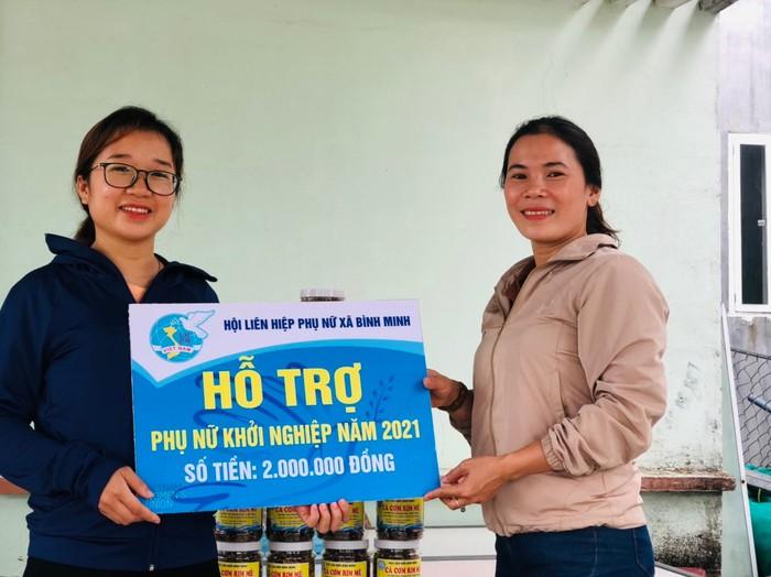 Quảng Nam: Hỗ trợ các hộ phụ nữ khởi nghiệp - Ảnh 1.