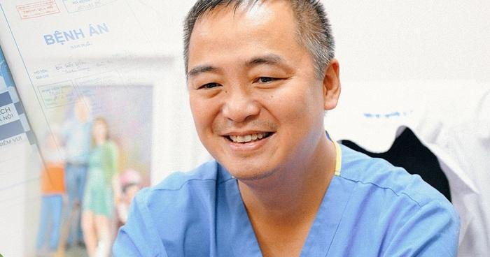 Bác sĩ Nguyễn Lân Hiếu