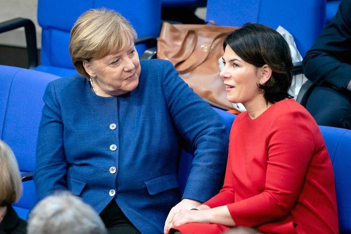 Bà Annalena Baerbock - ứng cử viên Thủ tướng Đức