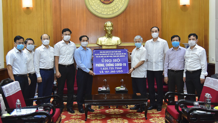 Bộ Ngoại giao - vaccine phòng Covid-19