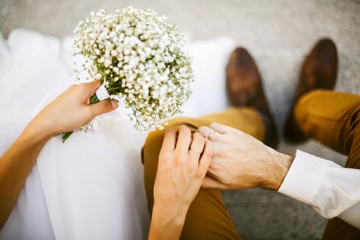 Cuộc đua đám cưới ở xứ sở cờ hoa - Ảnh 2.