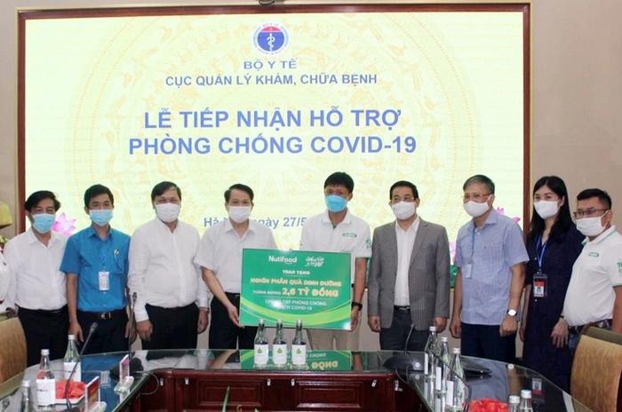 """Quỹ Phát triển Tài năng Việt """"Bắc tiến"""" chung tay phòng chống Covid-19 - Ảnh 2."""