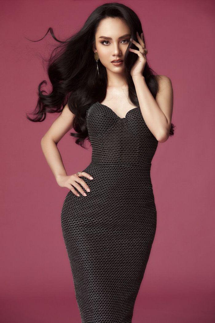 Người đẹp nhân ái Huỳnh Nguyễn Mai Phương dự thi Miss World Vietnam 2021 - Ảnh 3.