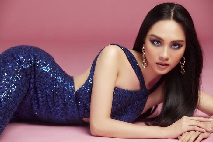 Người đẹp nhân ái Huỳnh Nguyễn Mai Phương dự thi Miss World Vietnam 2021 - Ảnh 2.