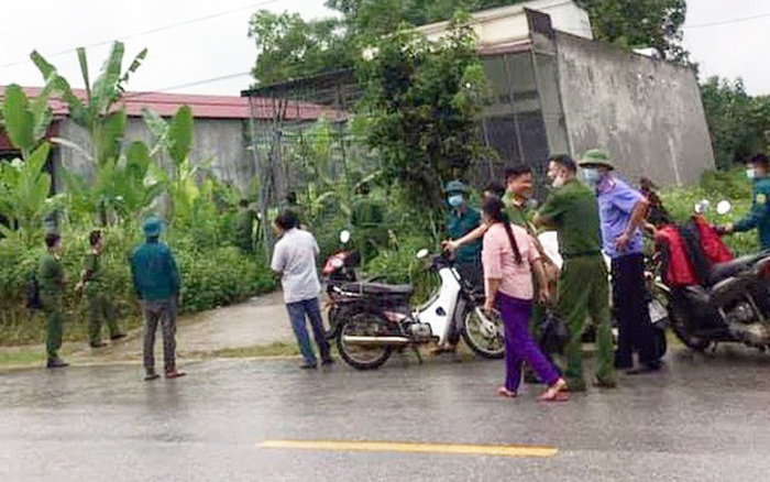 Hà Giang: Nghi án chồng giết vợ rồi tự sát bất thành