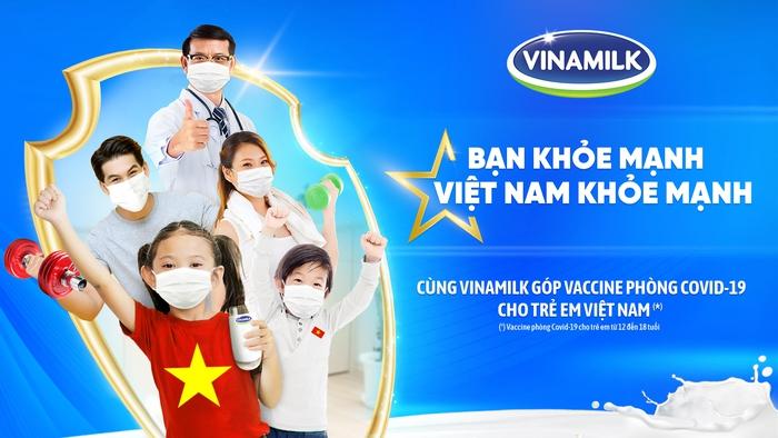 Vinamilk trao tặng món quà sức khỏe đến cán bộ y tế tuyến đầu và gia đình nhân ngày Gia đình Việt Nam - Ảnh 3.